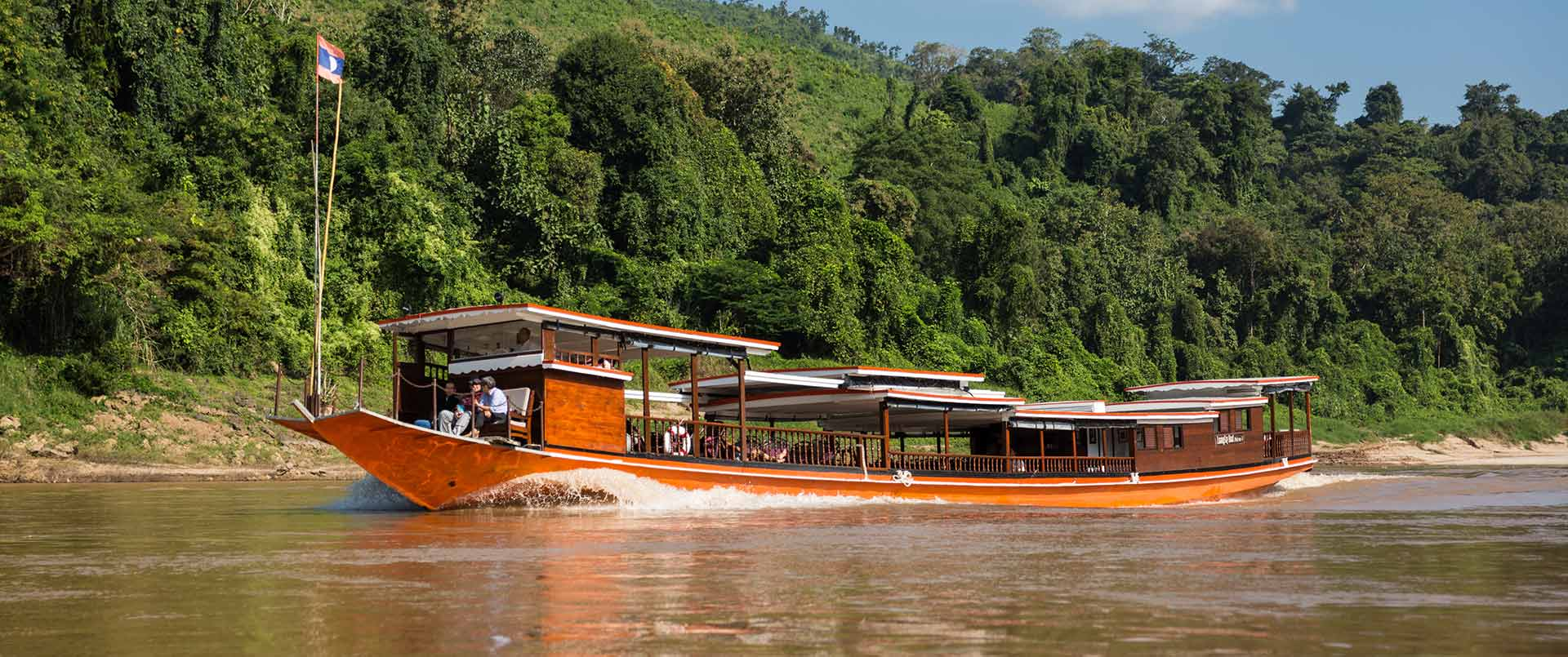 Luang Say River Cruise