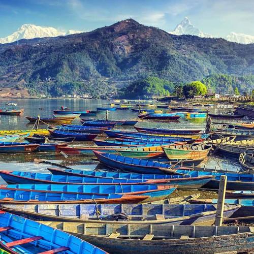 Seti River Camp, Nepal