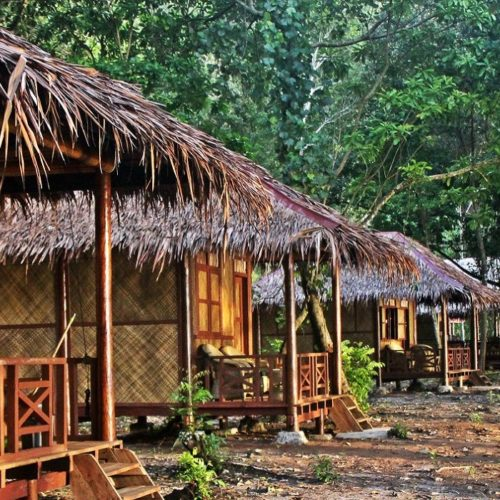 Rimba Lodge, Sekonyer River, Kalimantan