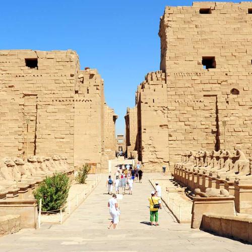 Desert Oases of Egypt