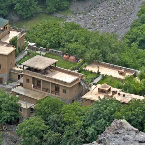 Toubkal Lodge, Atlas Mountains