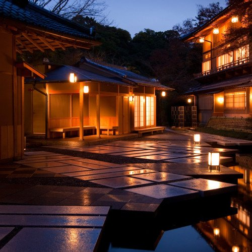 Hoshinoya Ryokan, Kyoto