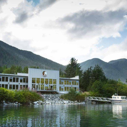 Spirit Bear Lodge, Great Bear Rainforest