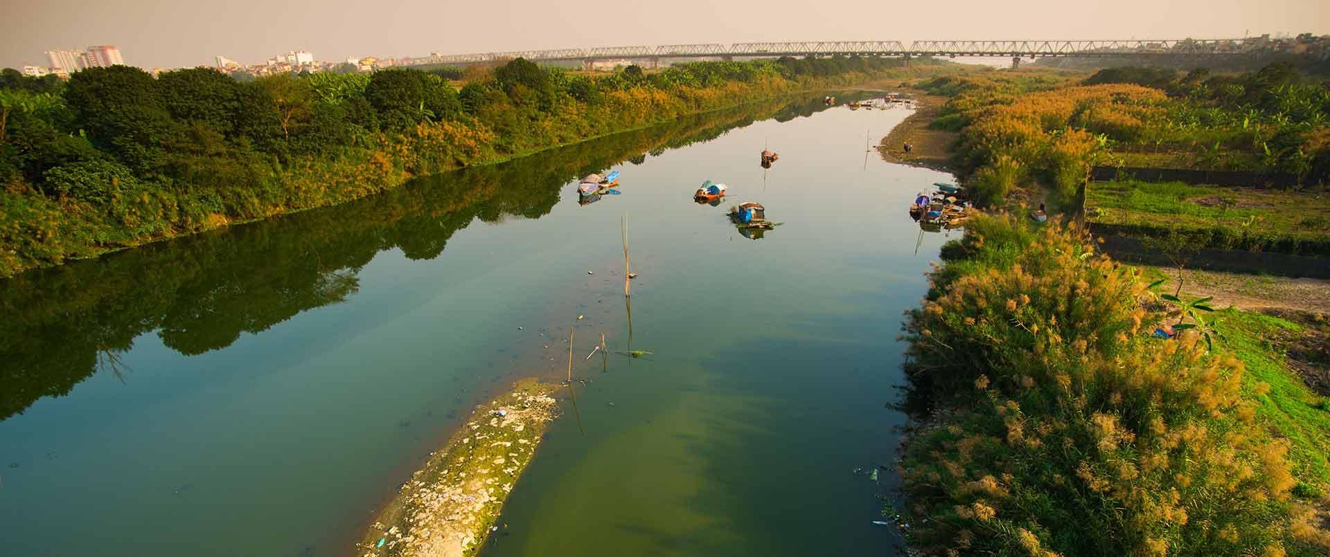 Sailing through Secret Vietnam
