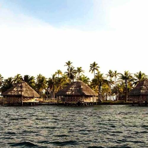 Yandup Island Lodge, Kuna Yala
