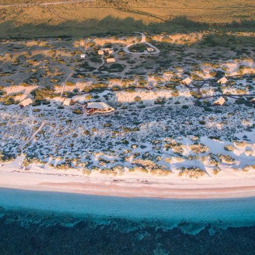Sal Salis, Ningaloo Reef