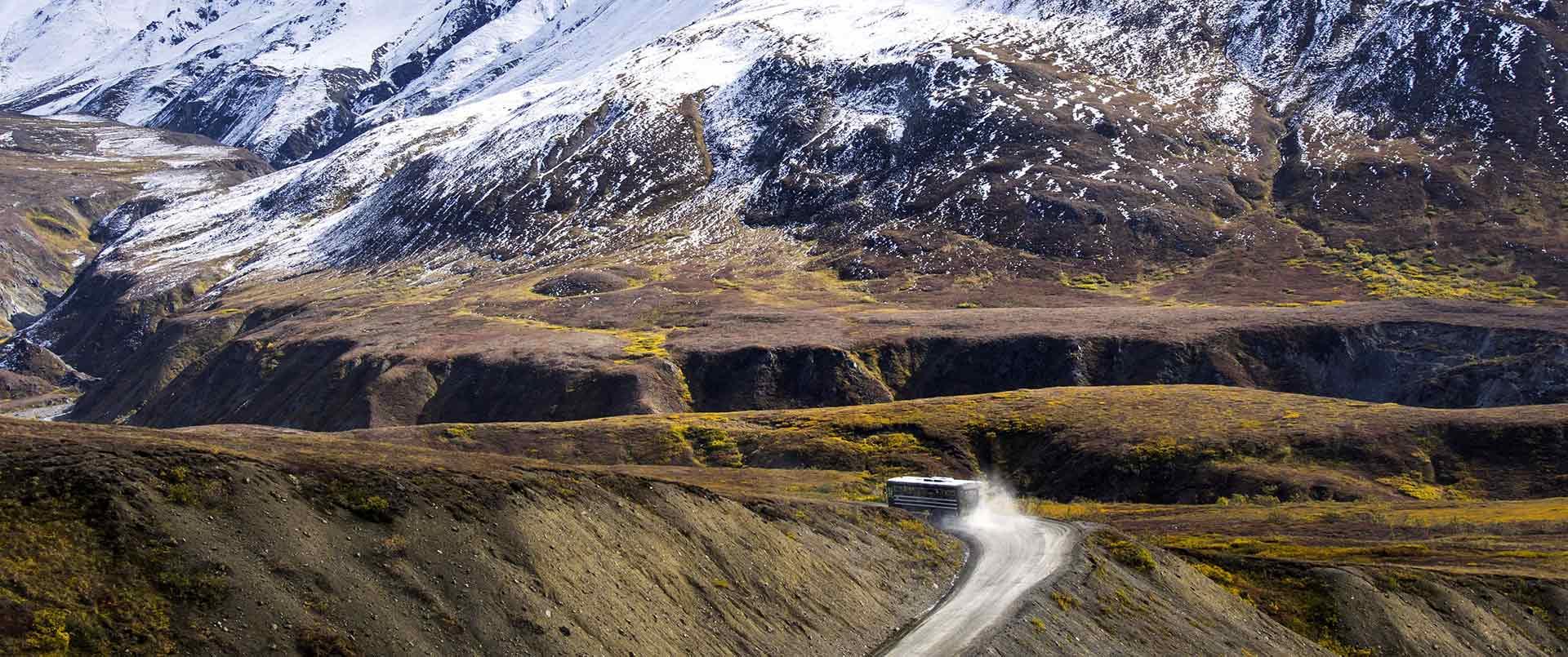Wilderness and Wildlife - Alaska and the Yukon