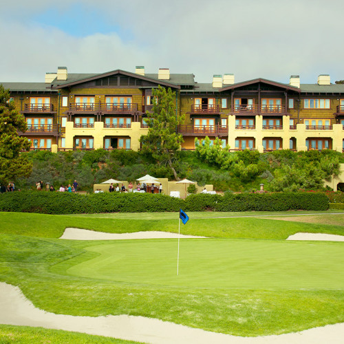 The Lodge at Torrey Pines, California