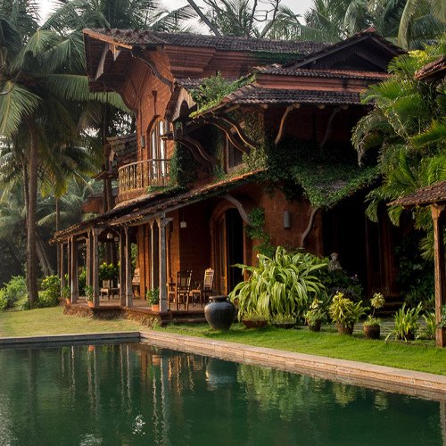 Ahilya by the Sea, Dolphin Bay, Goa