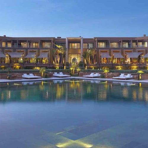 Mandarin Oriental Hotel, Marrakech