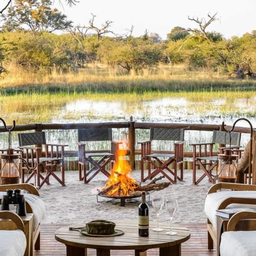 Sanctuary Stanley's Camp, Okavango Delta