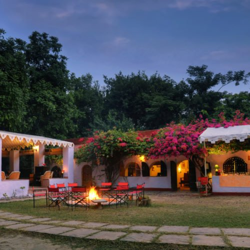 Chambal Safari, Agra