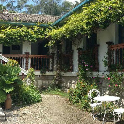 Hacienda Cusin, Otavalo