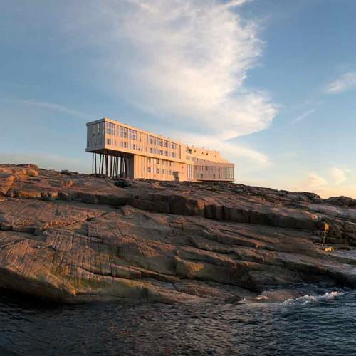 Fogo Island Inn, Newfoundland