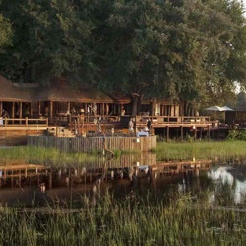 Sanctuary Chief's Camp, Okavango Delta