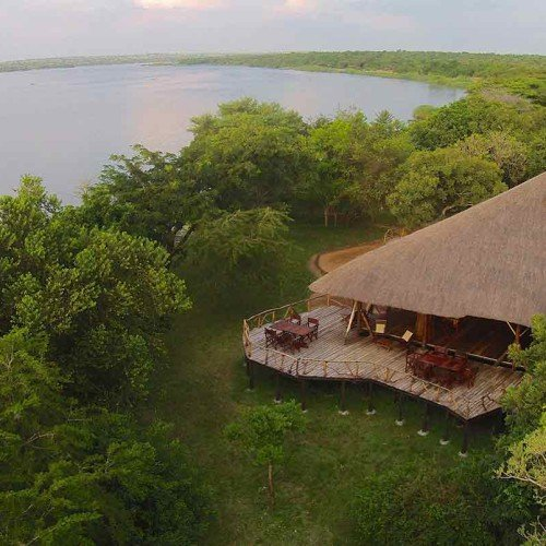 Baker's Lodge, Murchison Falls National Park