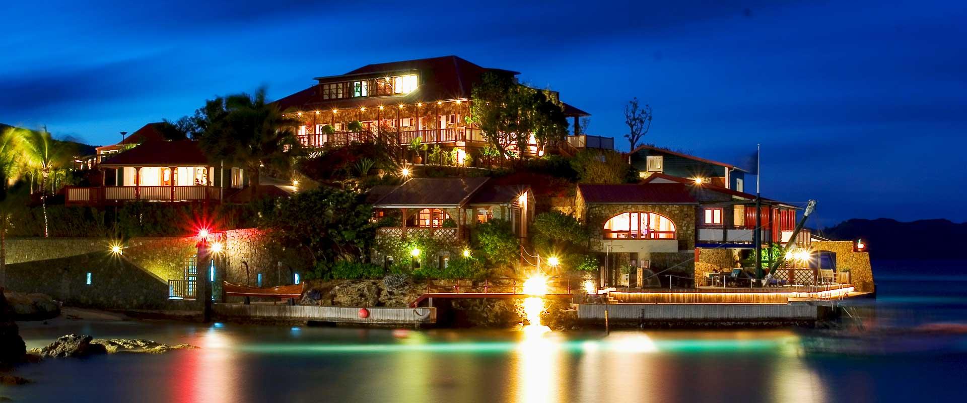 Eden Rock Hotel, St Barths