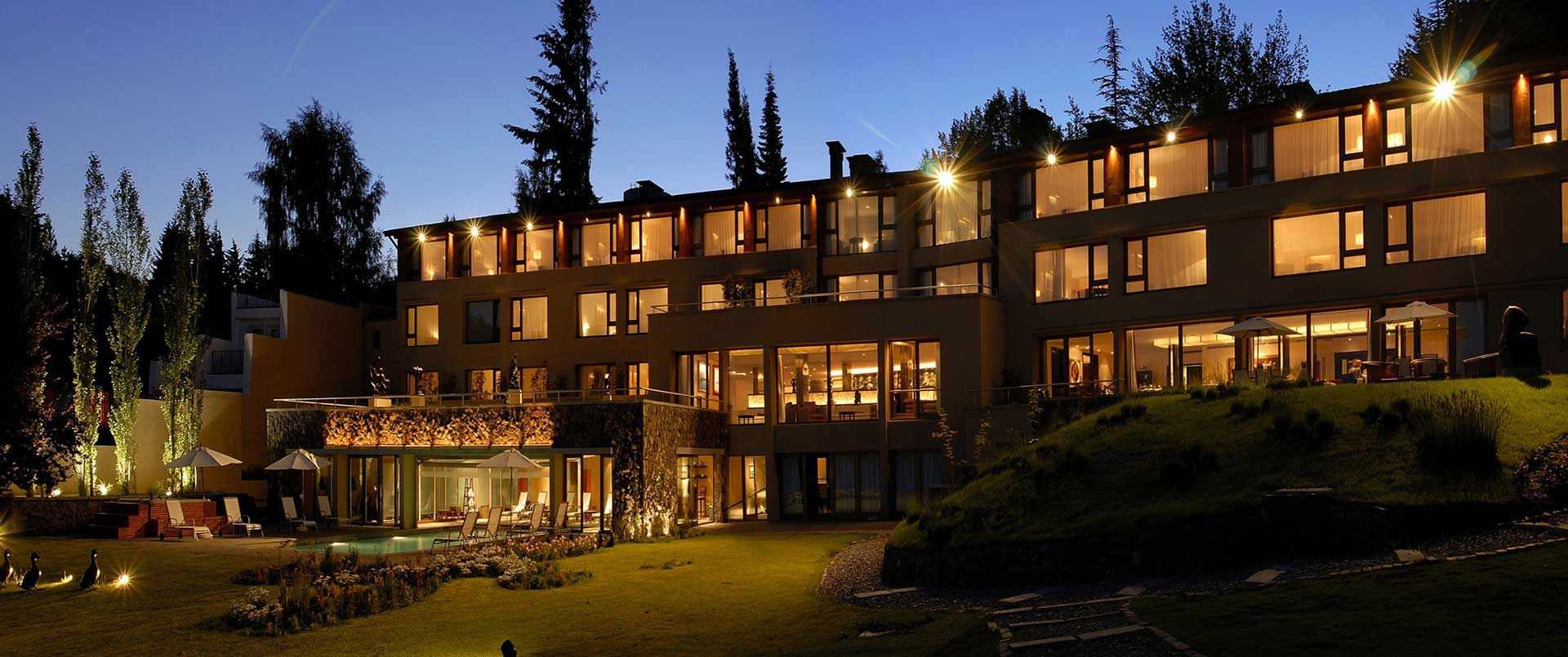 El Casco Art Hotel, Bariloche, Lake District