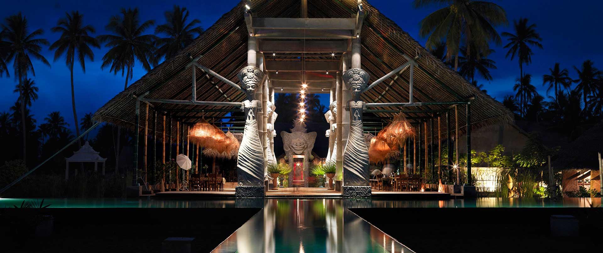 Hotel Tugu, Lombok