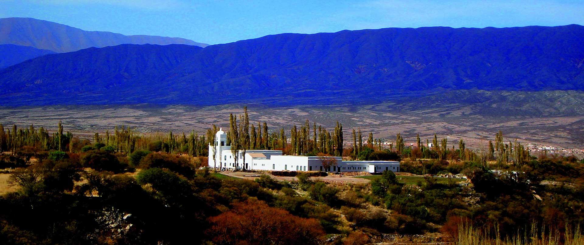 La Merced del Alto, Cachi