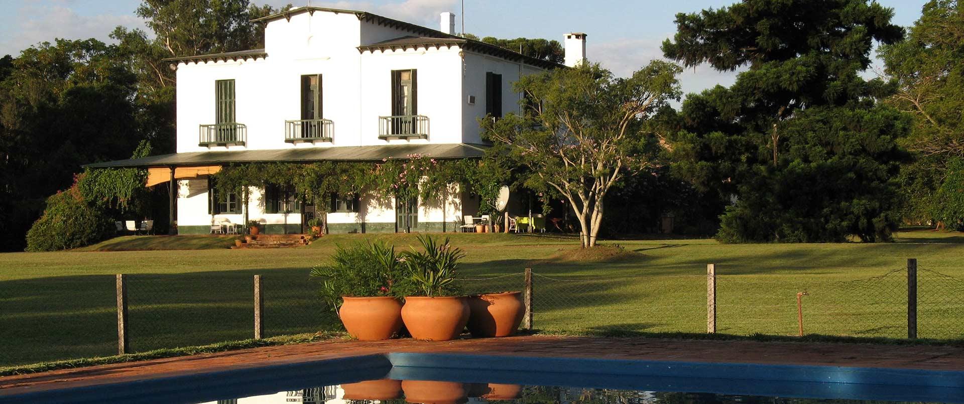 Estancia Santa Cecilia Ranch, Argentina