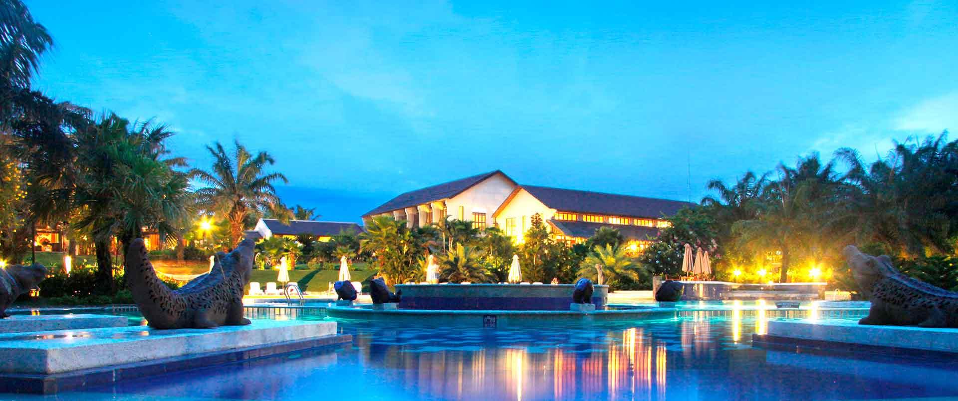 Palm Garden Resort, Hoi An, Vietnam