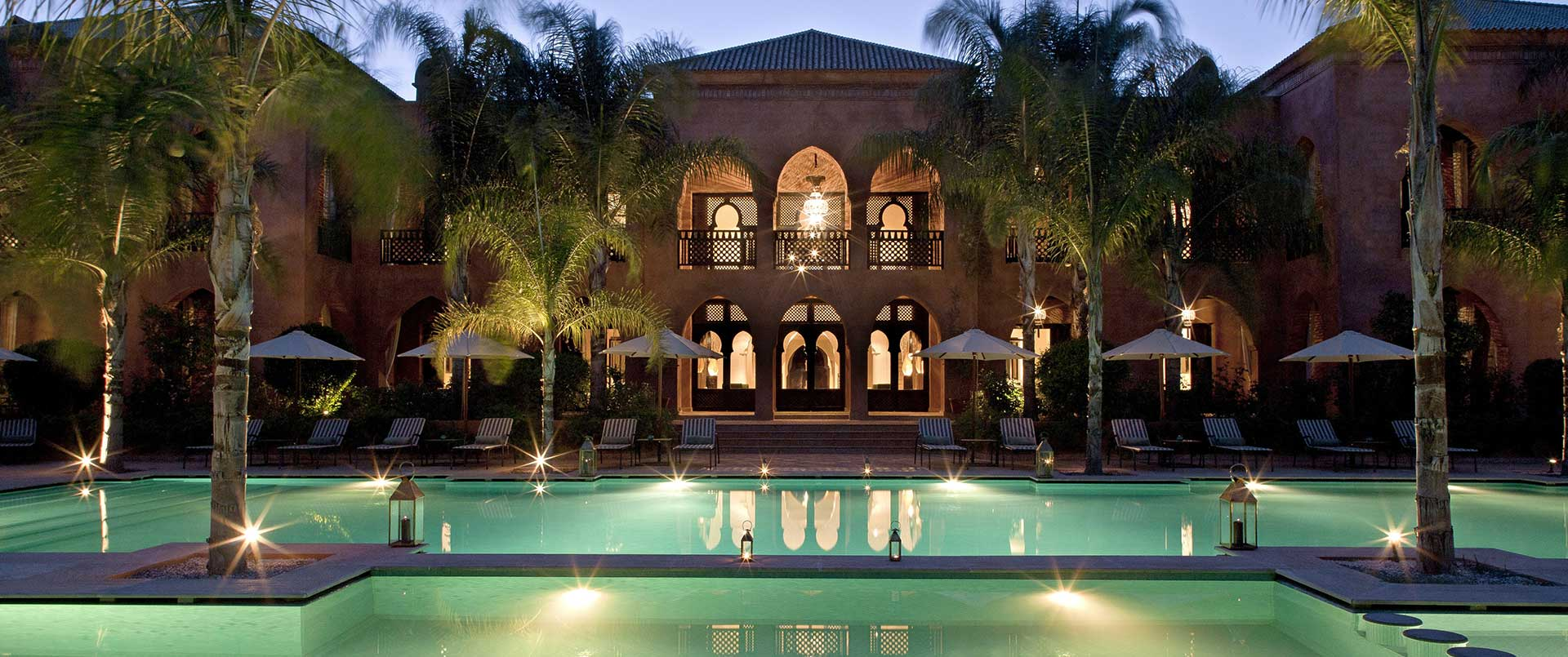 Mosaic Palace Aziza & Spa, Marrakech