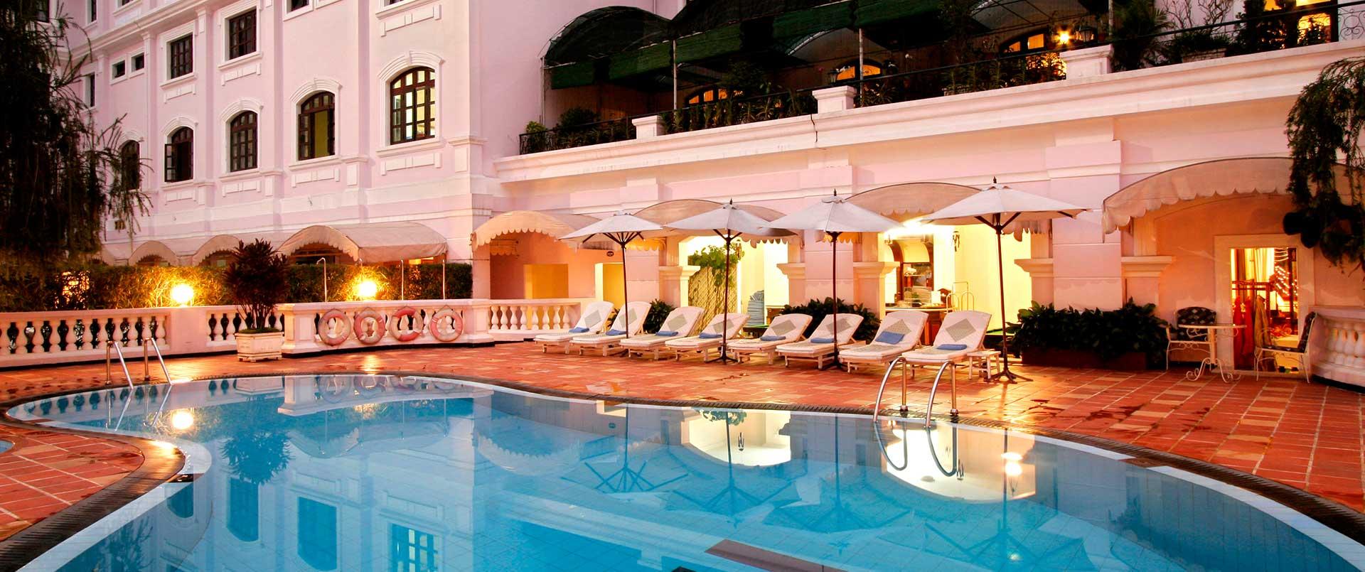 Hotel Saigon Morin, Hue City