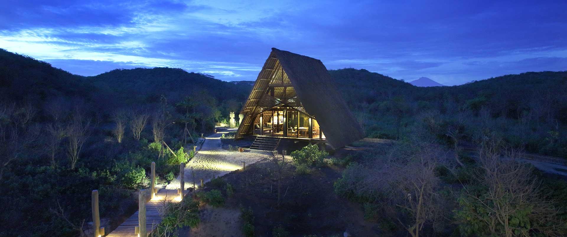 Jeeva Beloam Beach Camp, Lombok