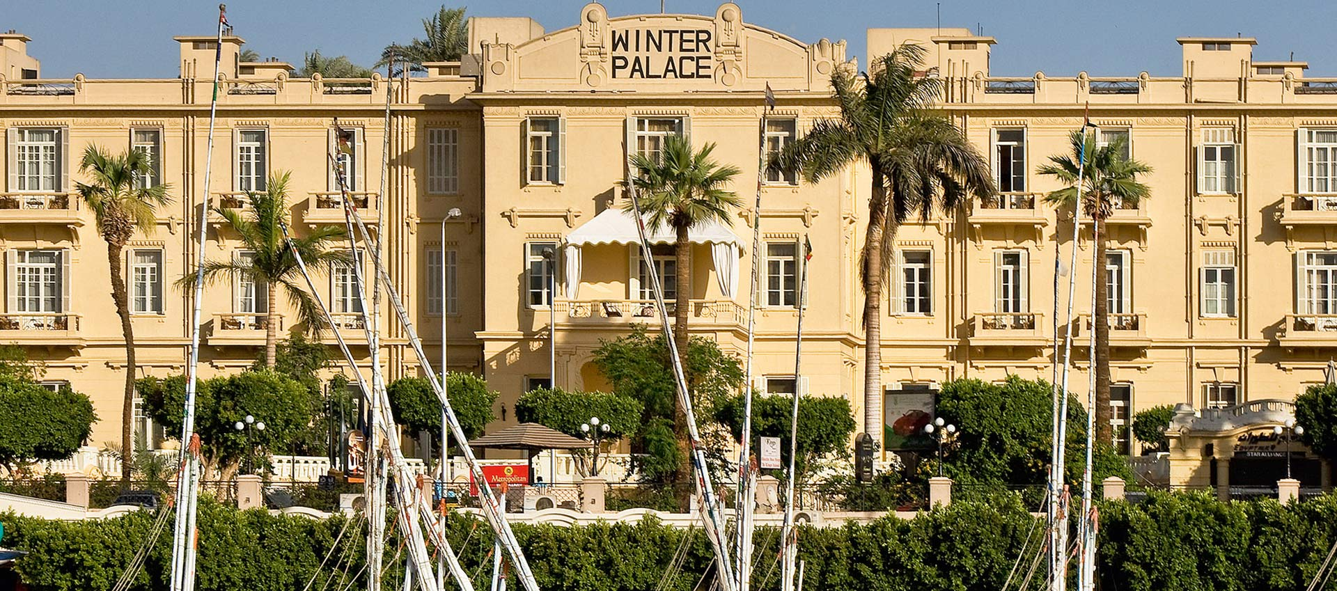 Sofitel Old Winter Palace, Luxor