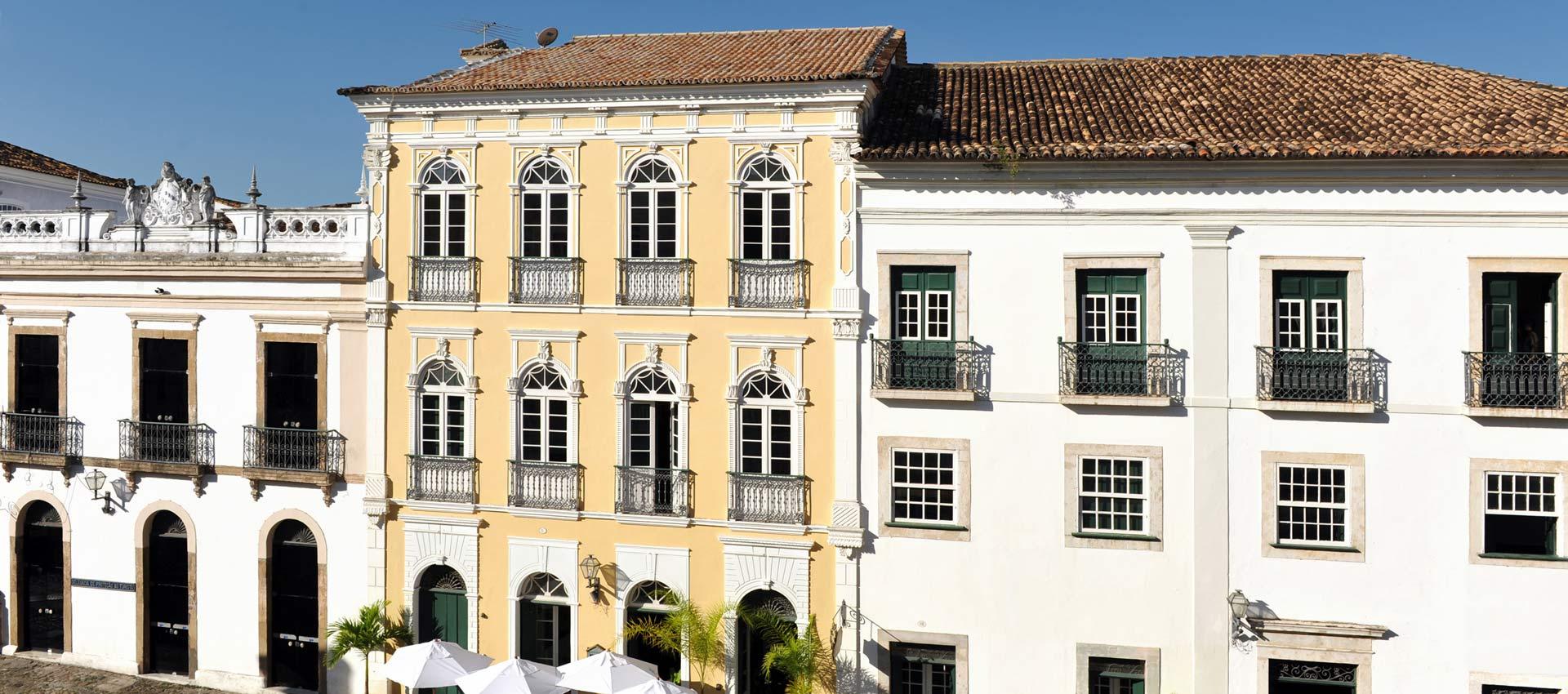 Villa Bahia, Salvador