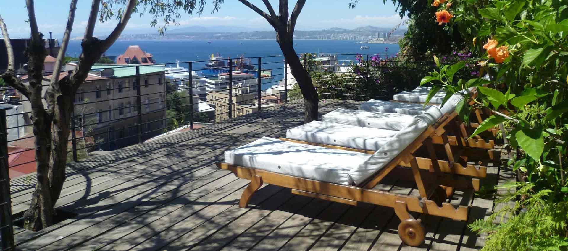 Zero Hotel, Valparaiso