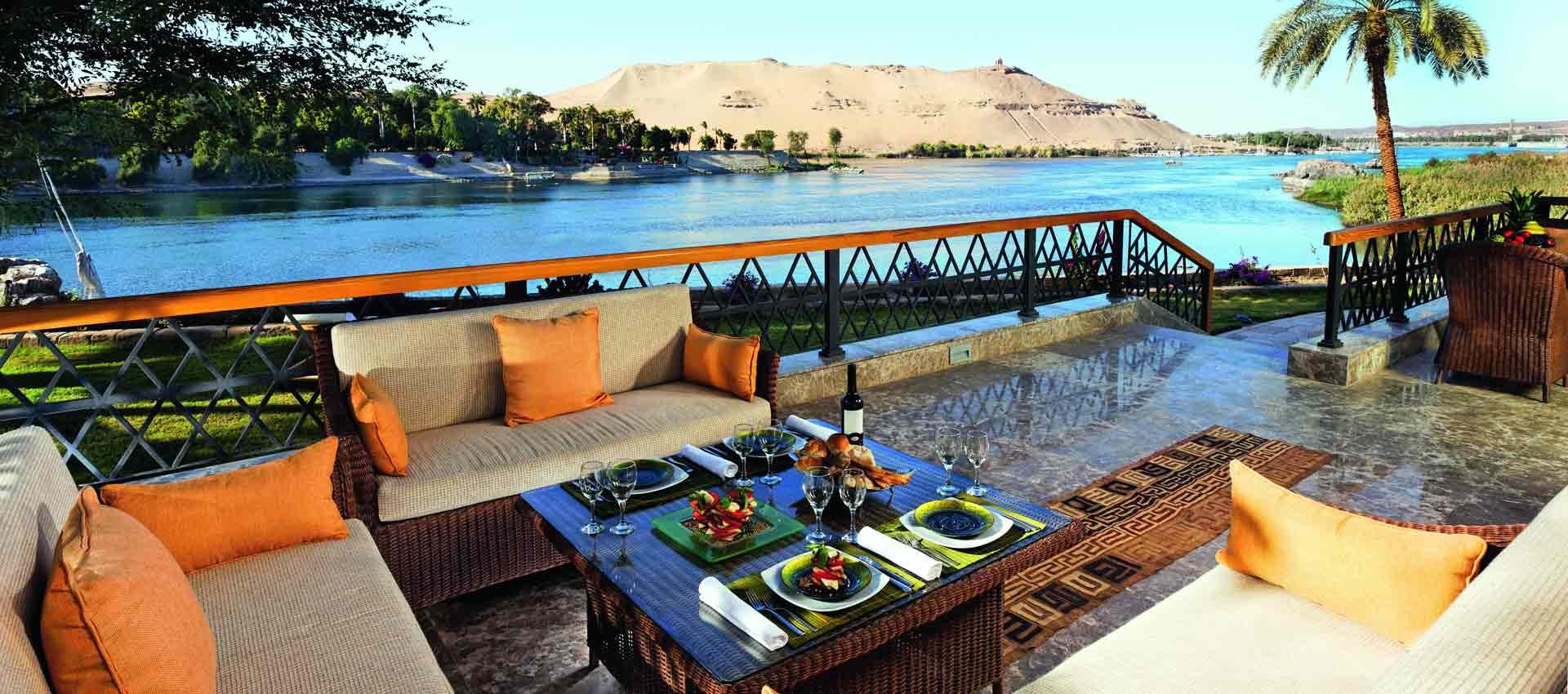 Mövenpick Resort, Aswan