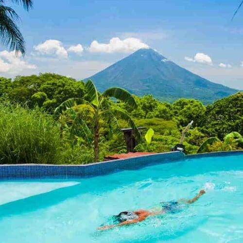 Villa Paraiso Hotel, Isla de Ometepe