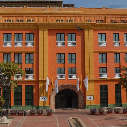 Charleston Santa Teresa, Cartagena