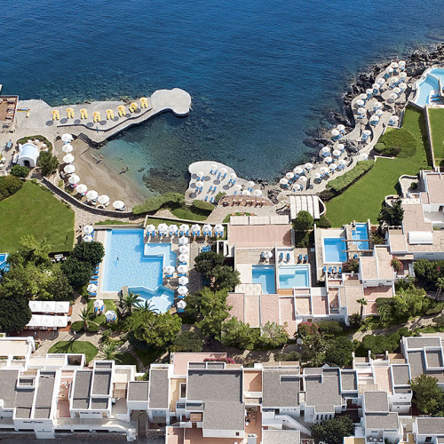 St Nicolas Bay, Gulf of Mirabello, Crete