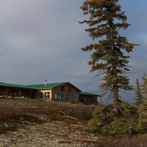 Arctic Haven Wilderness Lodge, Ennadai Lake