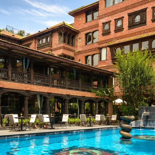Dwarika's Hotel, Kathmandu Valley
