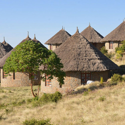 Simien Lodge, Simien Mountains