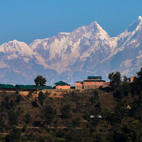 Three Mountain Lodge, Mahabharat Range