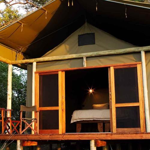 Motswiri Camp, Selinda