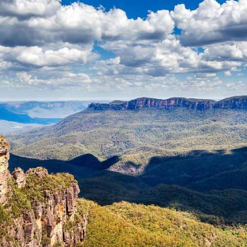 Sydney, Blue Mountains & Jervis Bay