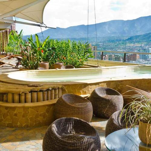 Diez Hotel, Medellin