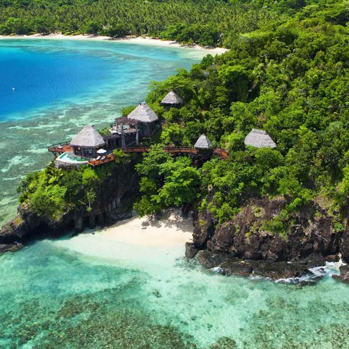 Laucala Resort, Laucala Island