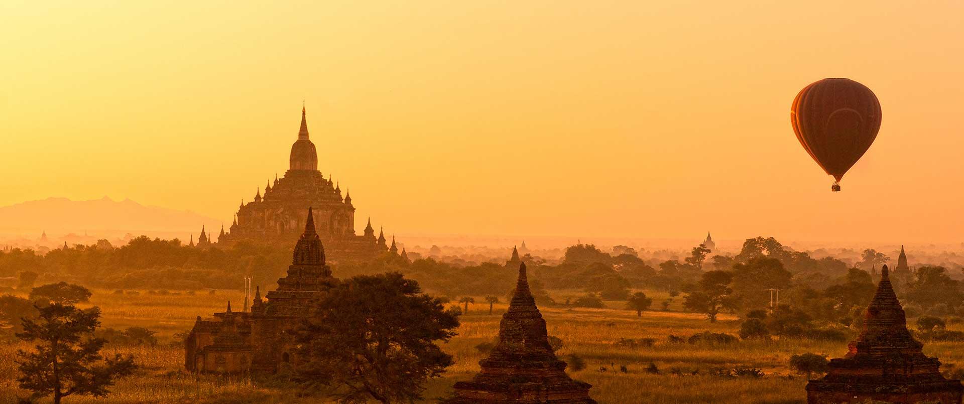 Myanmar: the Golden Triangle