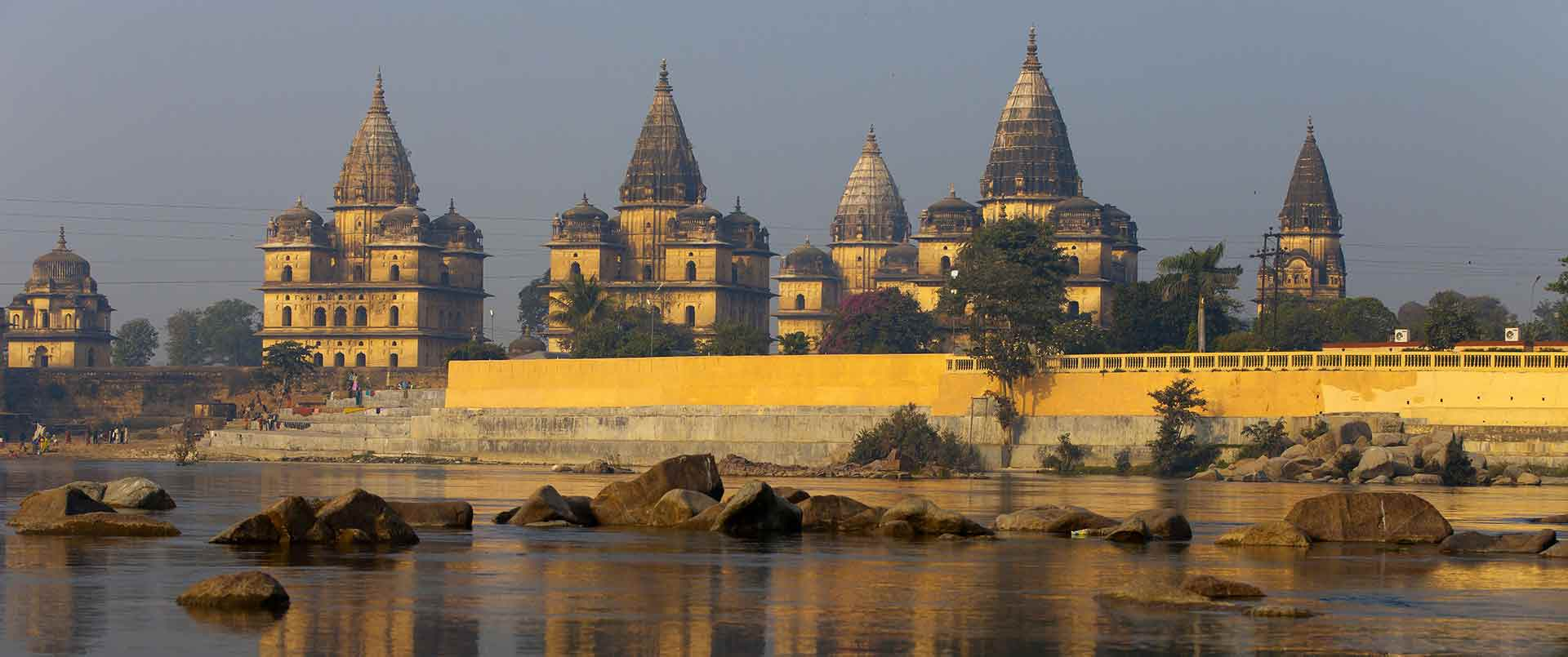 Central India: Colours, Flavours & Forts