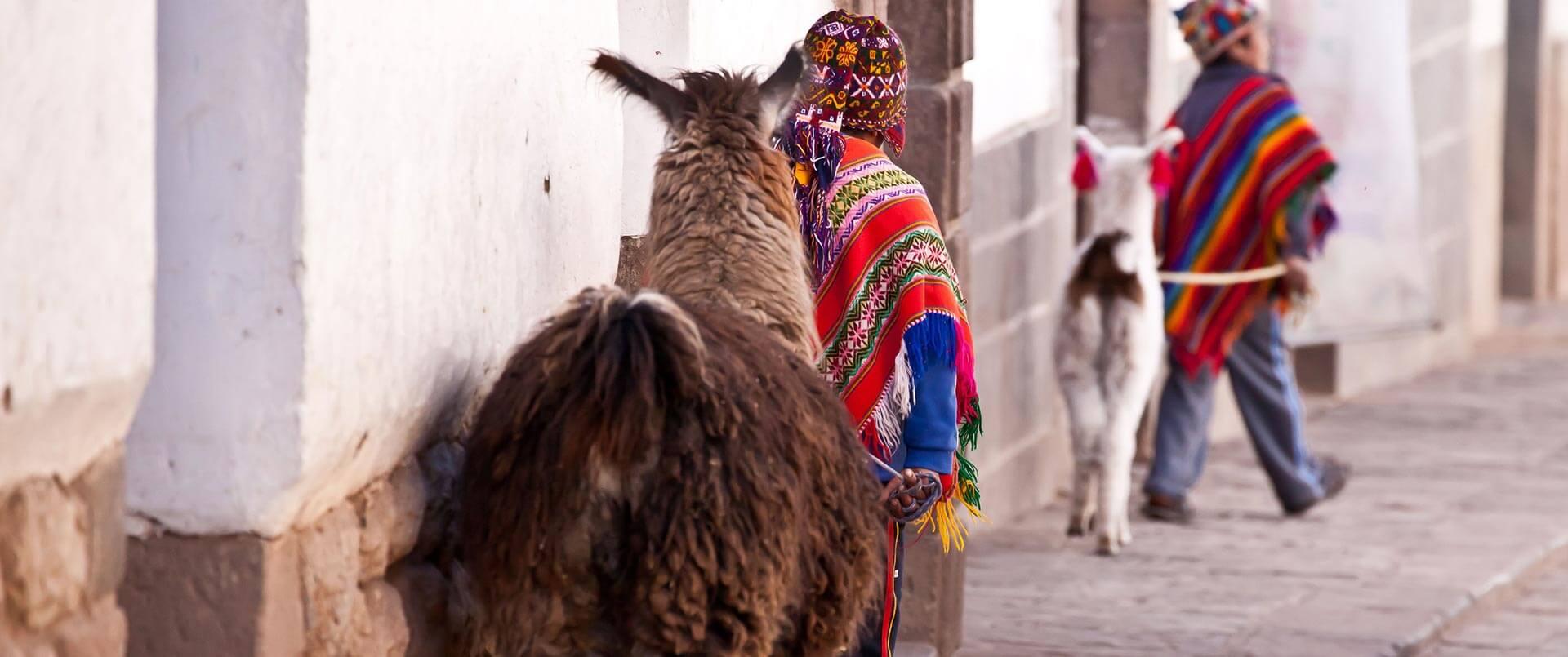 Peru: Land of the Conquistadors