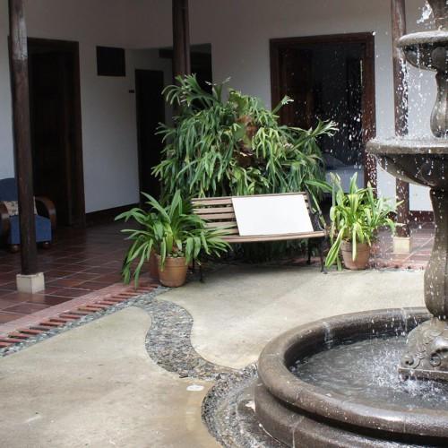 Hacienda Castilla, Coffee Zone