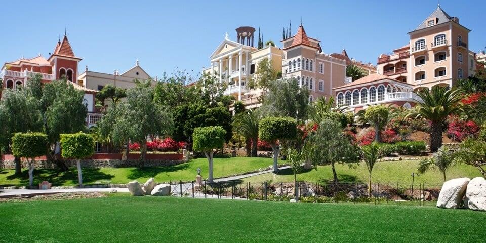Gran hotel bahia del duque tenerife ultimate travel co - Gran hotel bahia del duque ...