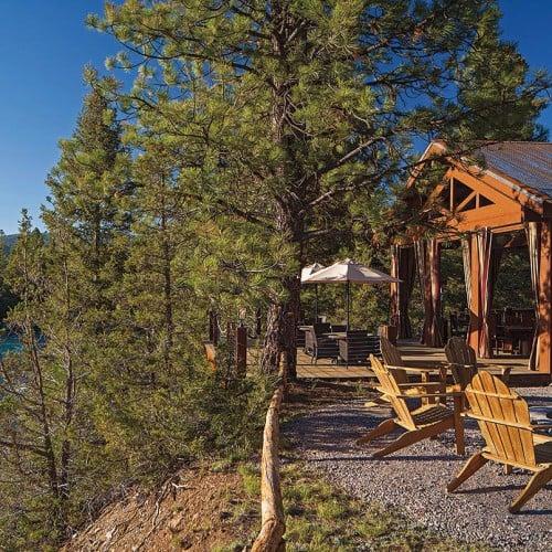 Paws Up Resort, Montana
